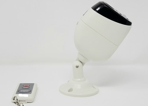 Knight Light camera with 120 DB Alarm