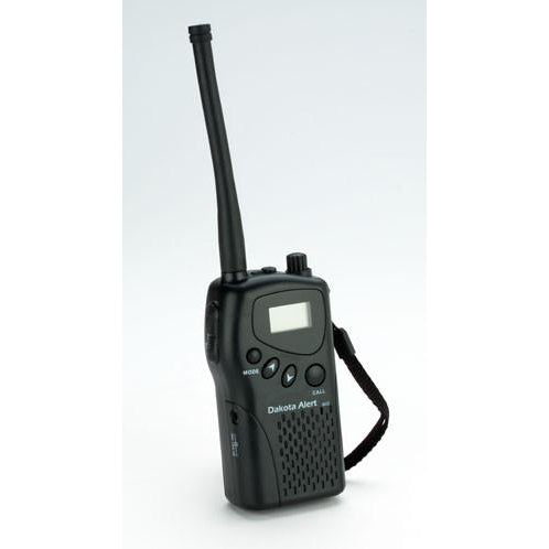 Dakota Alert M538-HT Hand held two way radio