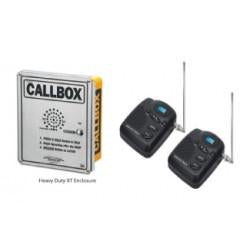 Murs Alert Call Box With 2 Base Stations - Reliable Chimes