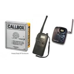 Murs Alert Call Box With One Base and One Portable - Reliable Chimes