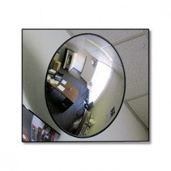 "Round Glass Convex Mirrors 36"" - Reliable Chimes"