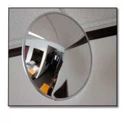 Round Plastic Convex Mirrror 18 - Reliable Chimes