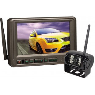 Voyager Wireless Backup Camera WVOS713 - Reliable Chimes