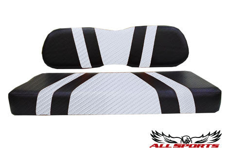 Club Car DS Front Seat Covers - Victory