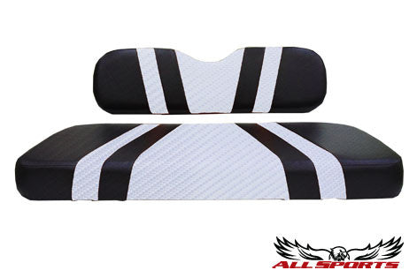 E-Z-GO TXT Front Seat Covers - Victory