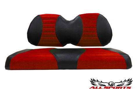Club Car Precedent Front Seat Covers - Edge
