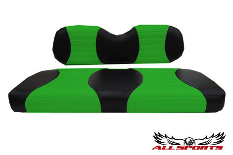 E-Z-GO TXT Front Seat Covers - Edge