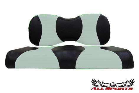 Yamaha DRIVE Front Seat Covers - Edge