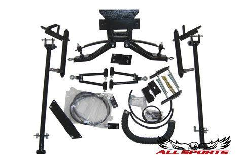 "Club Car DS Ultra 10"" A-Arm Lift Kit"