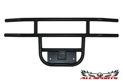 Club Car DS Brush Guard with Hitch
