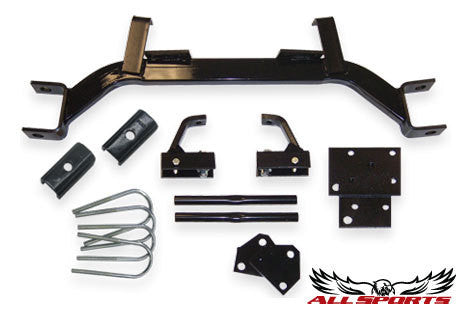 E-Z-GO TXT Axle Lift