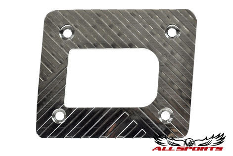 E-Z-Go TXT Billet Charging Receptacle Cover