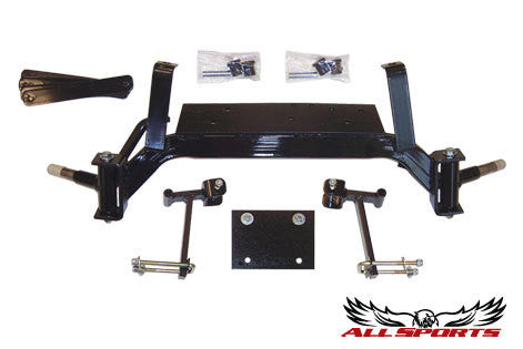 "E-Z-GO Workhorse 1200 Series 4"" Lift Kit"