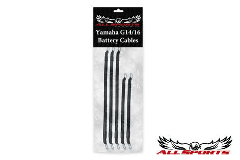Yamaha G14/G16 Battery Cables