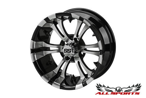 "ITP Type 12: Vampire - 12"" Wheel (2 Colors)"