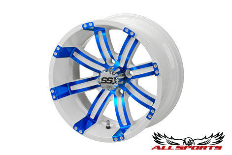 "ITP Type 9: Tempest - 14"" Wheel (5 Colors)"