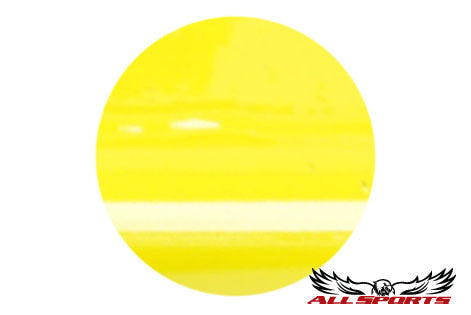 Custom Powder Coating - Yellow
