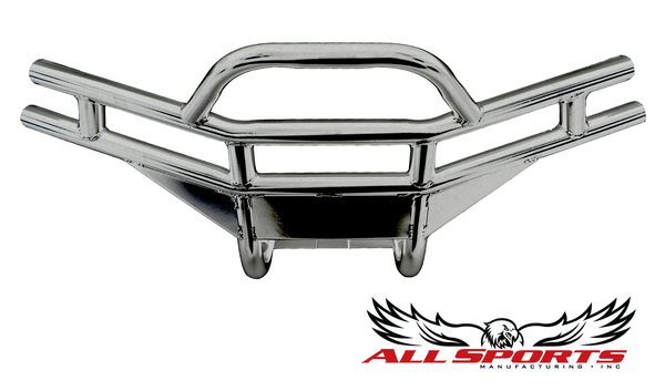 Club Car Precedent Brush Guard Stainless Steel