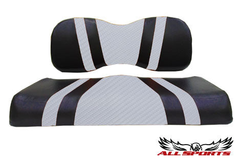Yamaha DRIVE Front Seat Covers - Victory