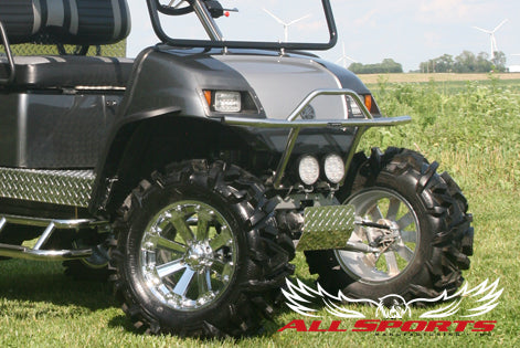 Yamaha G22 (GMAX) Long Travel Lift Kit