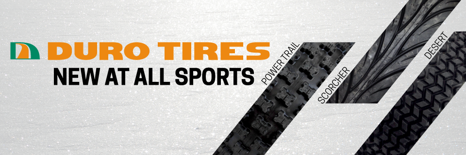 Duro Tires - Check Out New Models