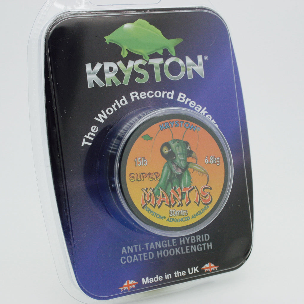 Kryston Green Super Mantis 20m (Buy 1 Get 2nd Half Price)