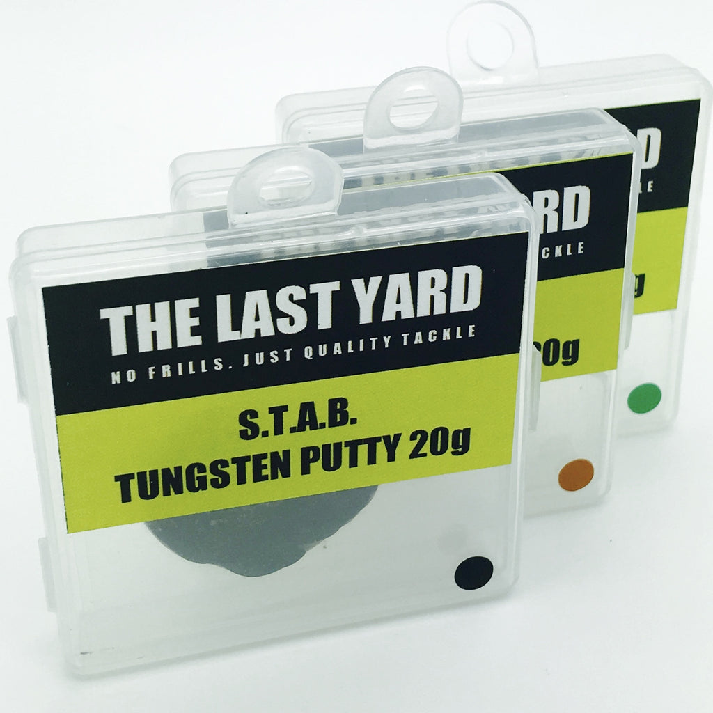 The Last Yard S.T.A.B. Tungsten Putty