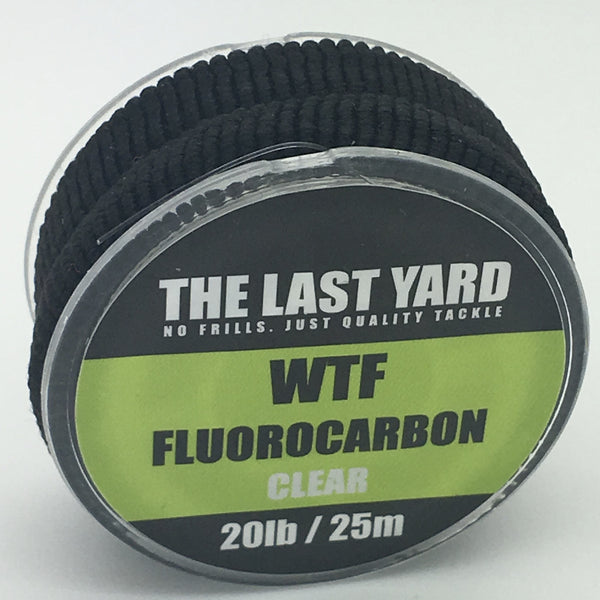 The Last Yard WTF Fluorocarbon 20lb