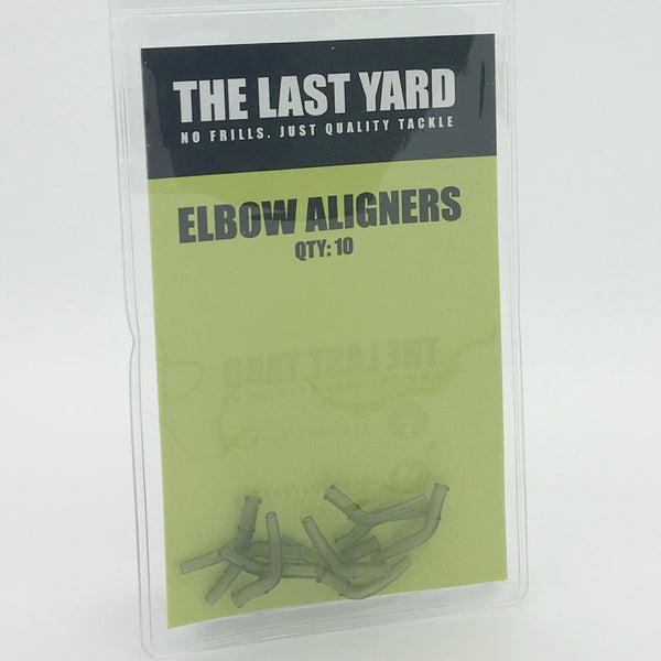 The Last Yard Camo Elbow Aligners *Free 2m of Quality Rig Tube*