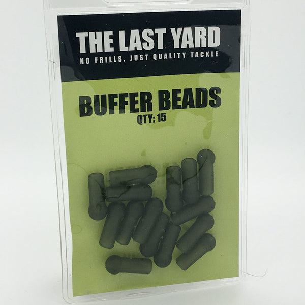 The Last Yard Camo Buffer Beads