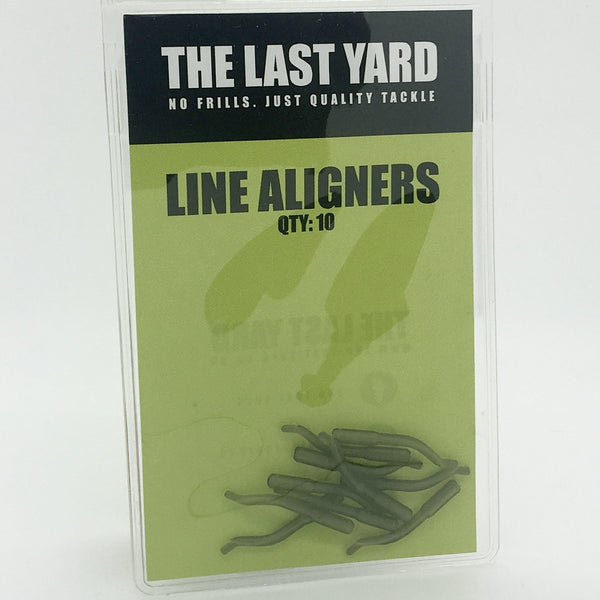 The Last Yard Line Aligners  *Free 2m of Quality Rig Tube*