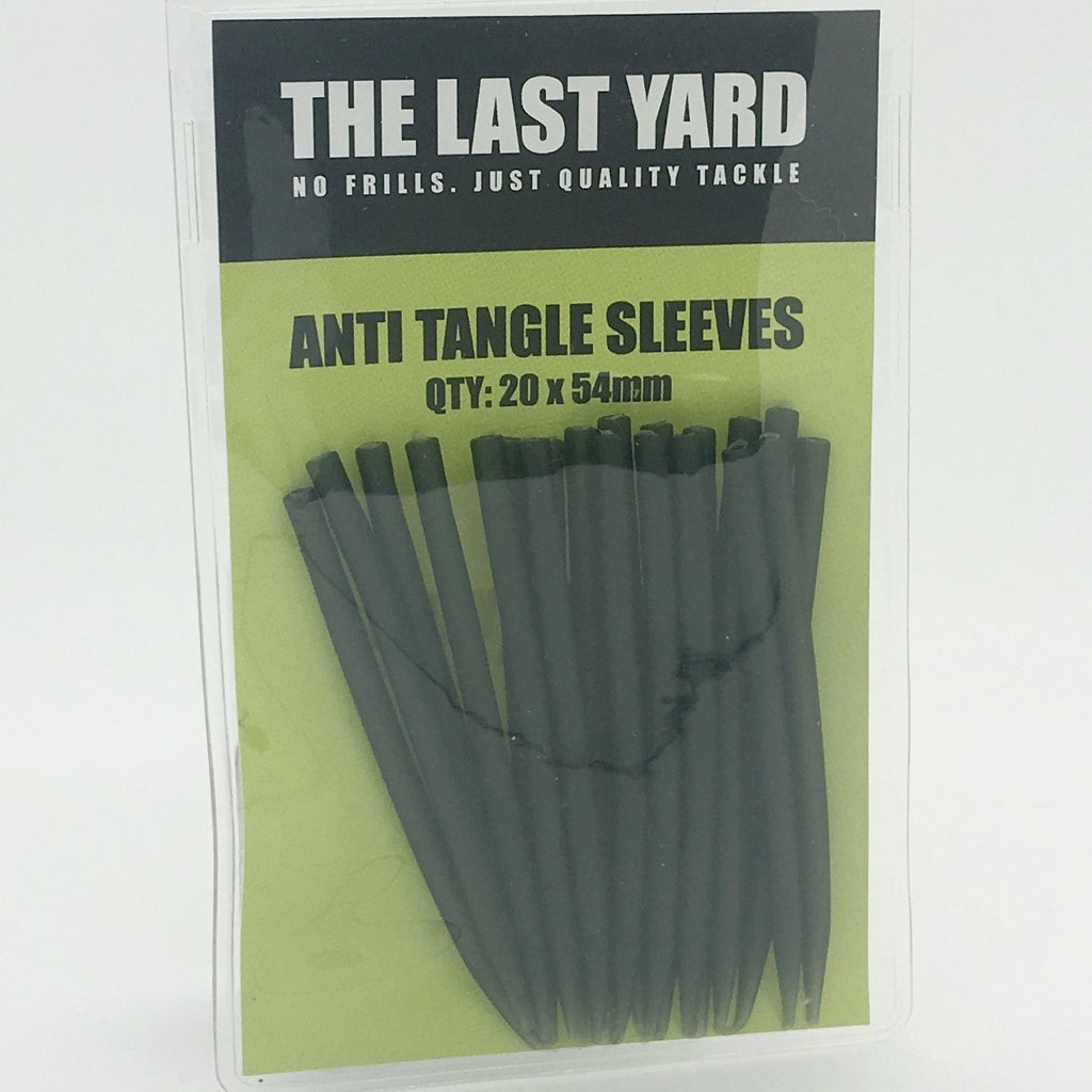 The Last Yard 54mm Camo Anti Tangle Sleeve (20 per Pack)