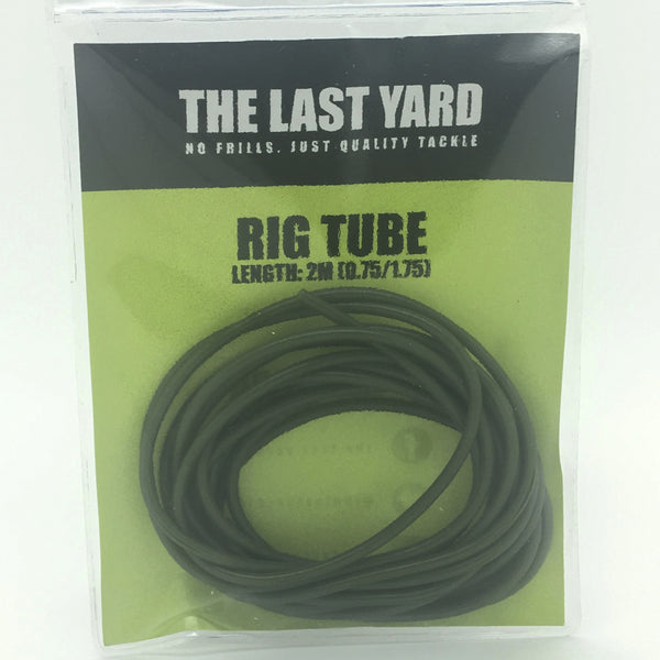 The Last Yard 2m Rig Tube