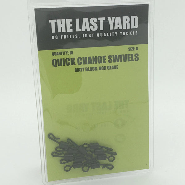 The Last Yard Size 8 Quick Change Swivels