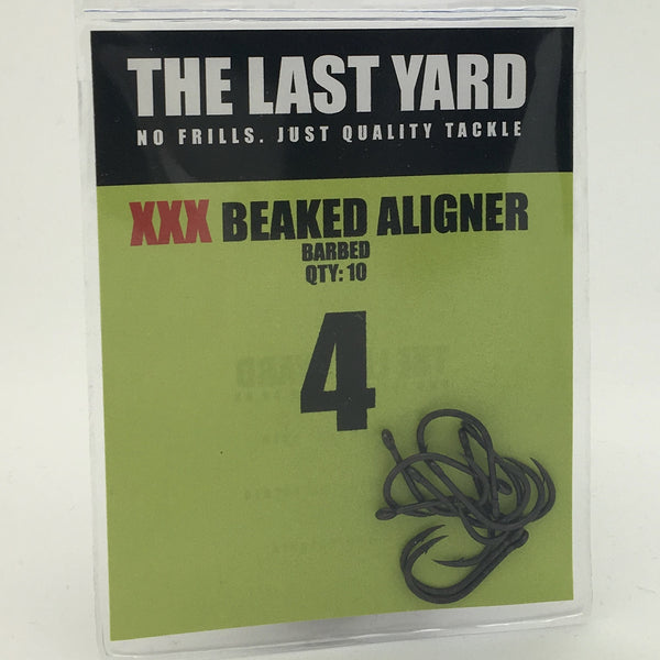 The Last Yard XXX Beaked Aligner BARBED Hooks