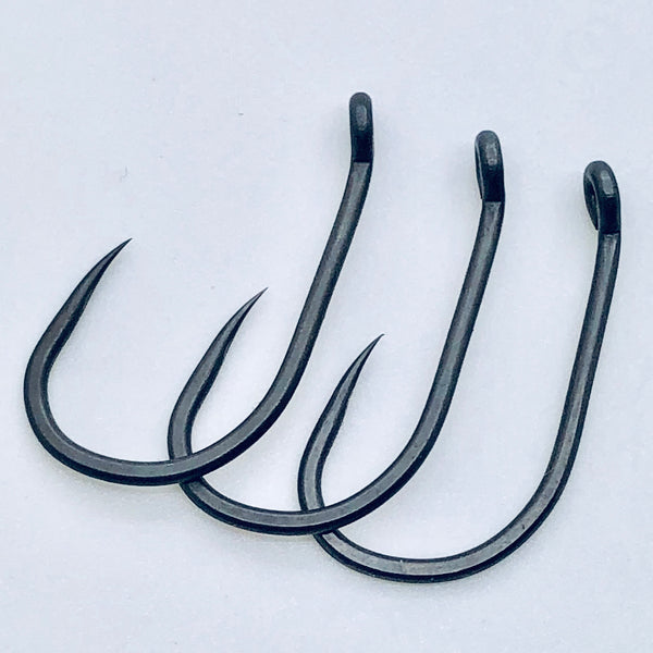 The Last Yard BARBLESS Wide Gape Hooks