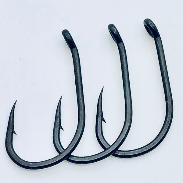 The Last Yard BARBED Wide Gape Hooks