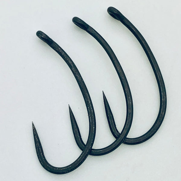 The Last Yard BARBLESS Curve Shank Hooks