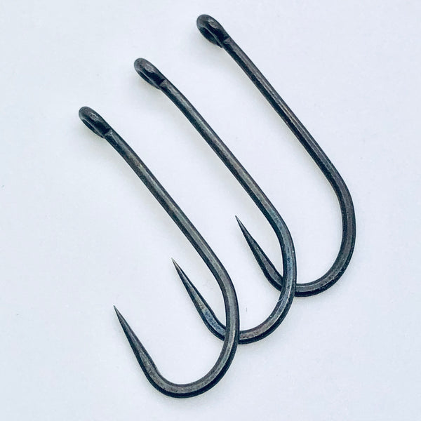 The Last Yard BARBLESS Long Shank Hooks