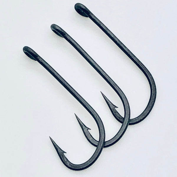 The Last Yard BARBED Long Shank Hooks