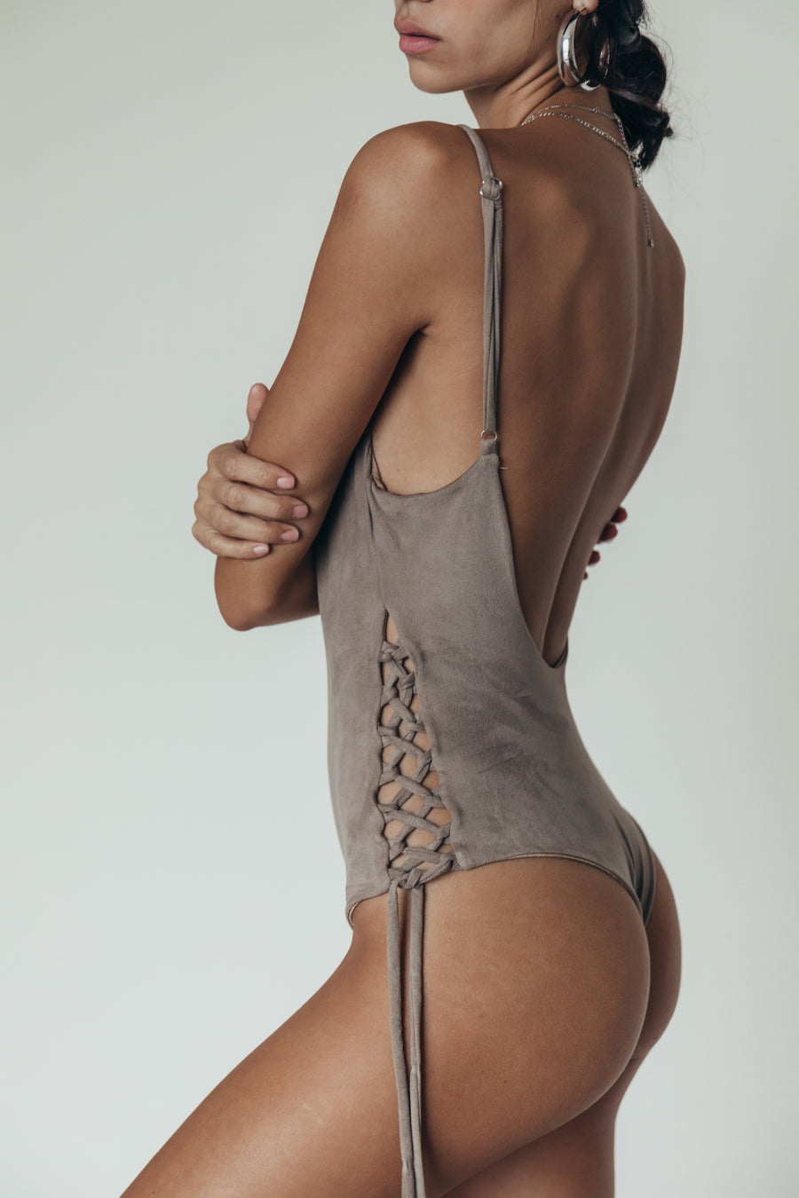 luli one piece in sandalwood