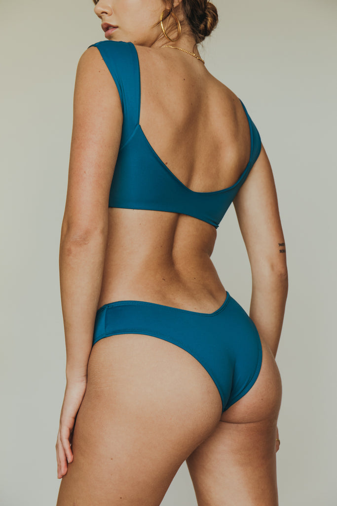 rio bottom in teal