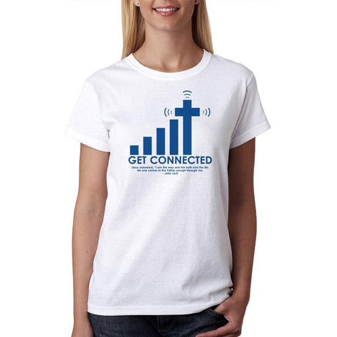 Get Connected To Jesus T Shirt