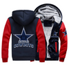Custom-Made Dallas Cowboys Luxury Zipped Jacket
