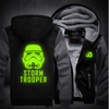 Custom Made Luxury Star Wars Stormtrooper Hoodie