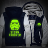 Custom Made Luxury Star Wars Stormtrooper Hoodie - Wrapped Direct