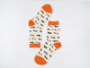 Cool 'Doxy' Dachshund Sock 1