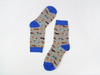 Cool 'Doxy' Dachshund Sock 2
