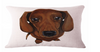Cute Printed Dachshund Cushion Covers