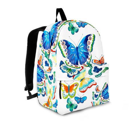 Brand New! Beautiful Butterfly-Themed Backpack